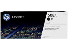 HP 508A Black LaserJet Toner Cartridge